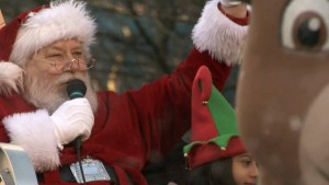 Santa Clause Parade